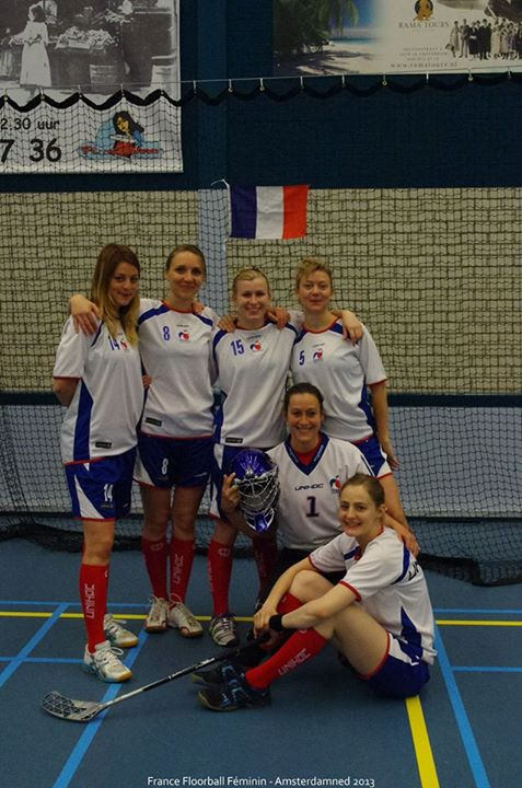 Panam United Floorball Féminin