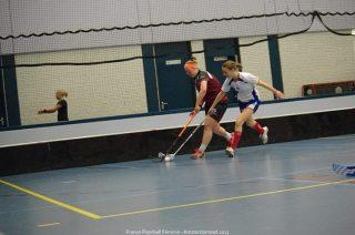 Floorball féminin équipe de France