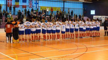 Floorball féminin équipe de FranceFloorball féminin équipe de France