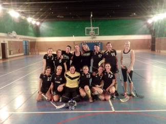 Equipe de floorball féminin Paris : Panam United