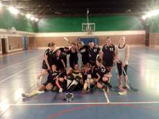 Equipe de floorball féminin Paris : Panam United