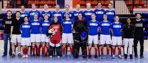 Equipe de France de Floorball Femmes
