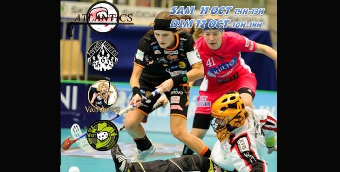 Championnat de floorball femmes