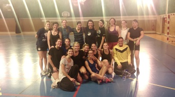 Floorball Féminin Paris
