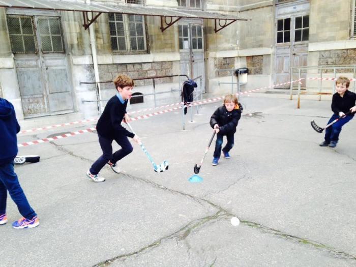 Floorball Paris Jeunes