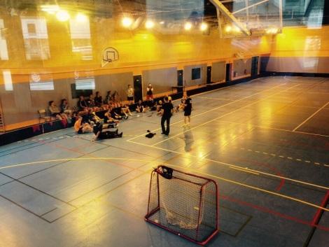 Floorball féminin paris Equipe de FRance