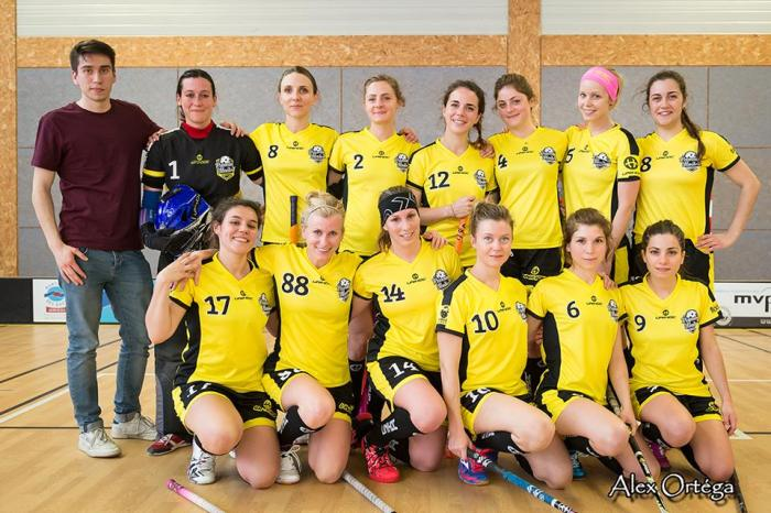 panam united floorball salibandy paris